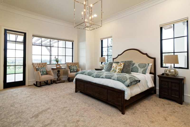 16-Legacy Homes-West Indies-Interior-Master Bed