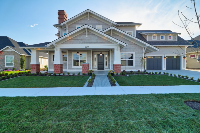 Legacy Homes-PoH-Front of House