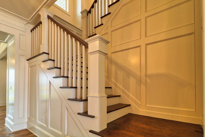 Legacy Homes-PoH-Stairs from bottom